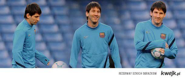 Messi ♥