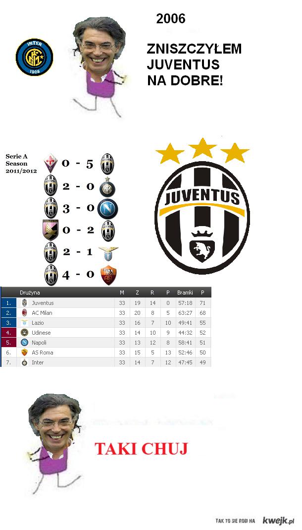 Juventus's Back!