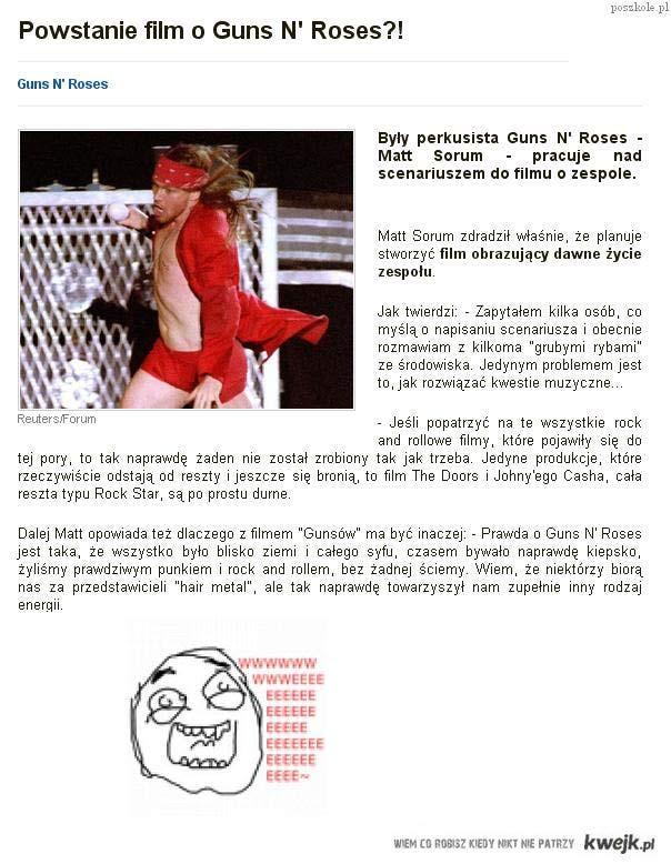 Film o Guns N' Roses