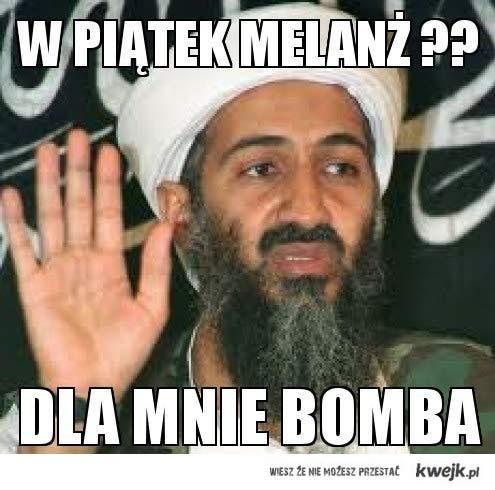 Dla mnie bomba...