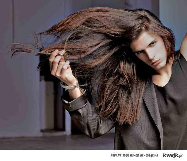 Nie obcinajcie włosów, niektóre to kochają <3