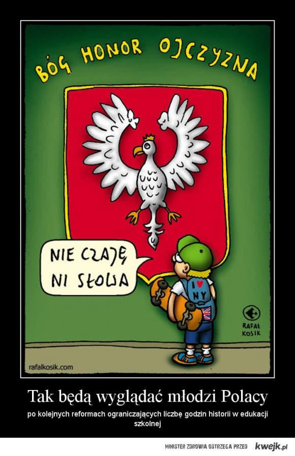 polska młodzież za lat parę