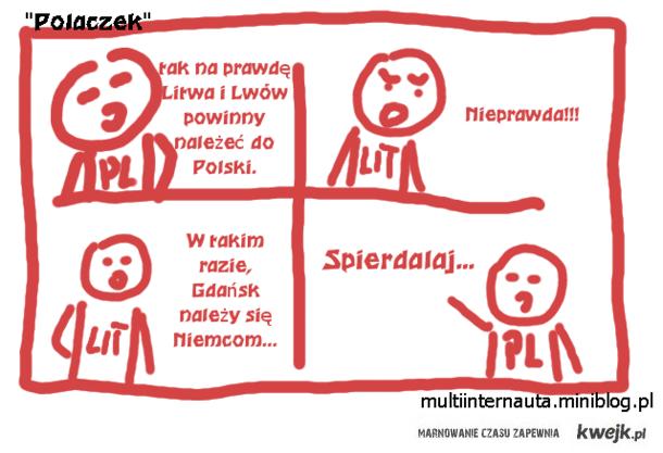 Polaczek - polak na luzie