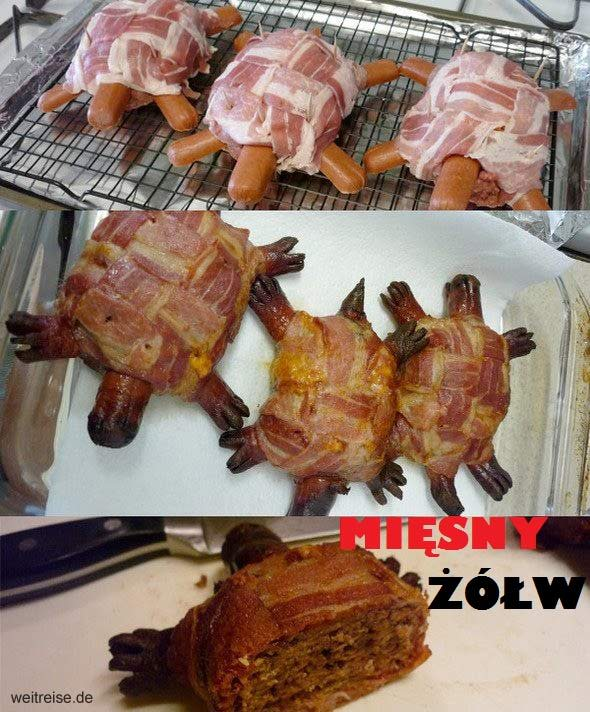 mięsny żółw - czy go zjesz? ty go zjesz?