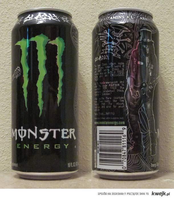 Monster Energy Slash