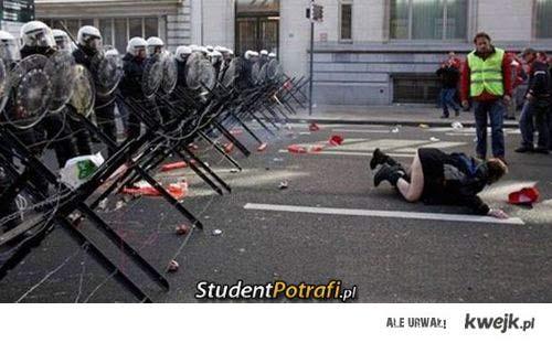 ach ci studenci :P