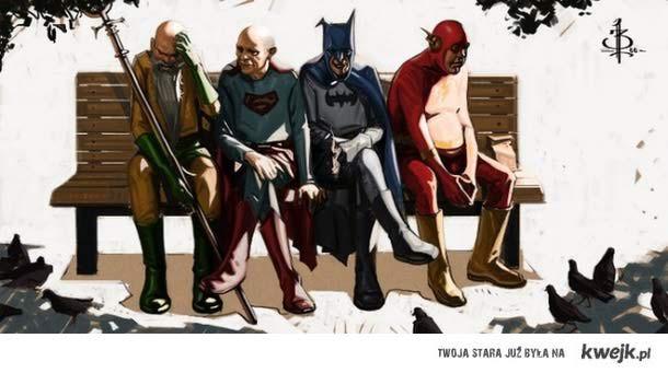 Avengers 30 lat później