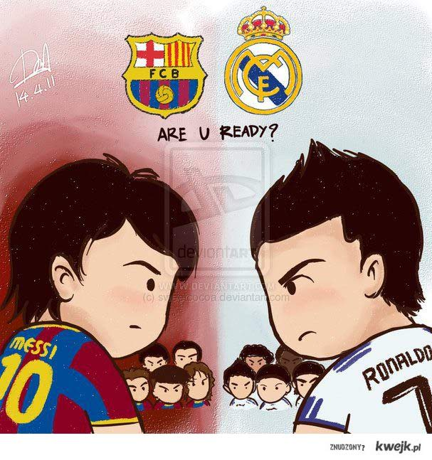 21.04.2012 - Canal+ Gol - 20:00 - FC Barcelona - Real Madrid - Are you ready?
