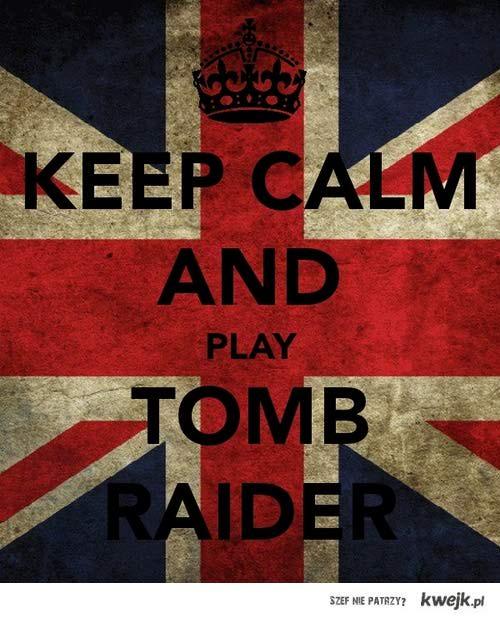 Tomb Raider <3