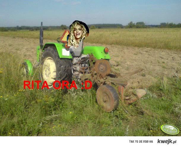 Rita Ora - Traktor Right Now
