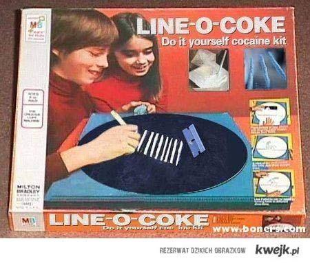 Cocaine Kit.