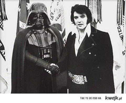 Elvis vs.Vader