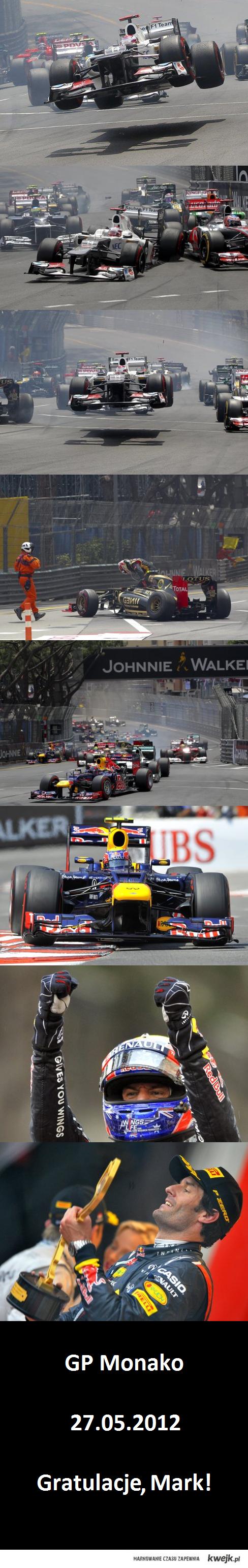 GP Monako 27.05.2012