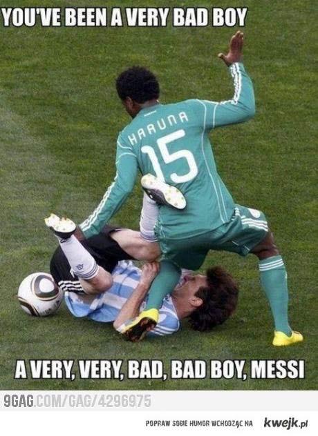 Bad Messi