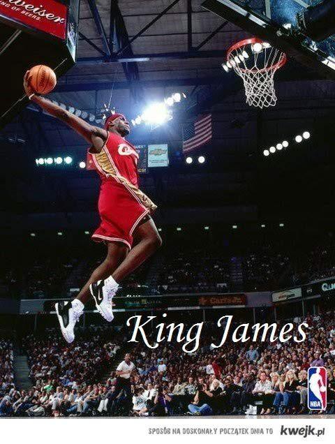 King James <3