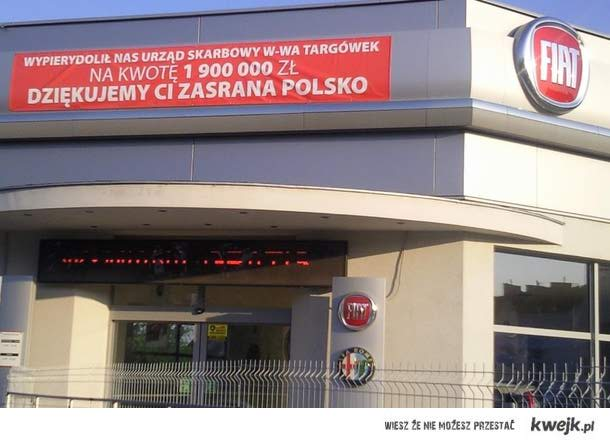 Kocham Cię Polskao