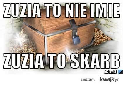 Zuzia ..