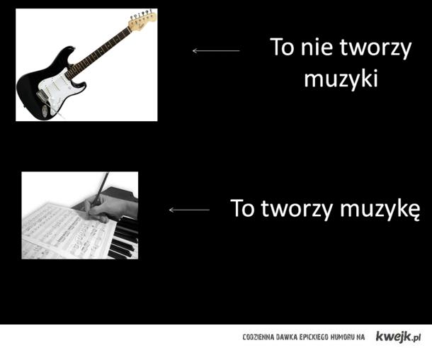 prawda o muzyce