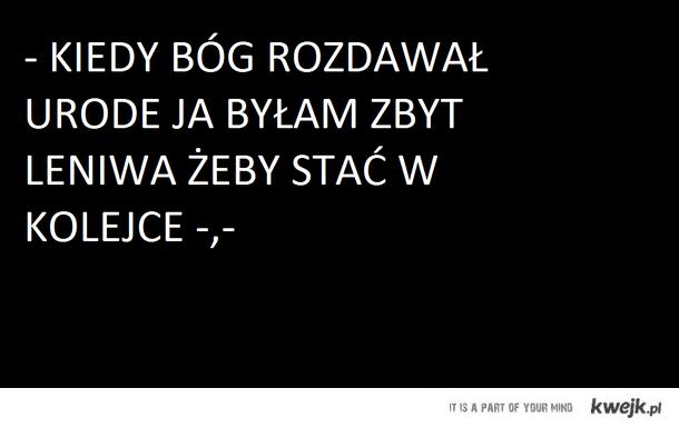 Lenistwo -,-