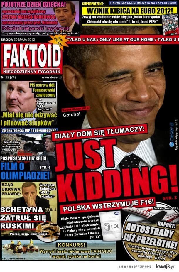 faktoid obama 74