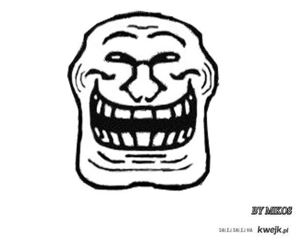 nowy troll face
