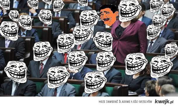 Sejm ;d