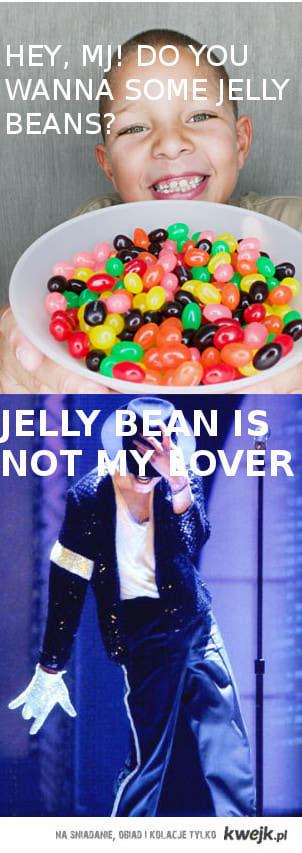 Billy Jean JElly Bean