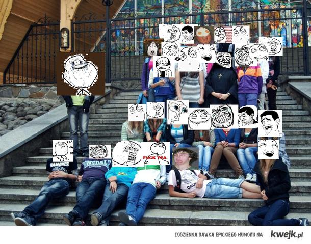 klasowe zdjęcia