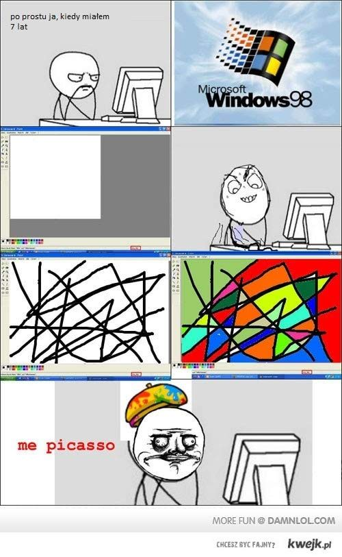 Me Picasso