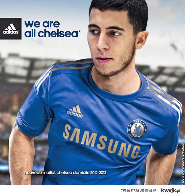 Hazard Chelsea Welcome