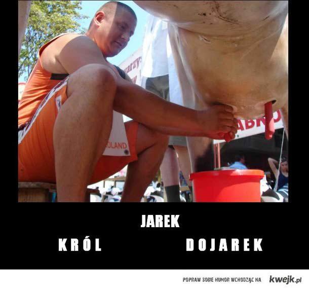 Jarek - Król Dojarek