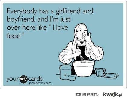 in relationship with food