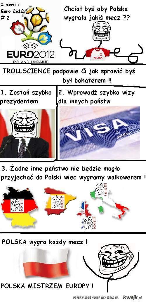 wygrana euro trollscience