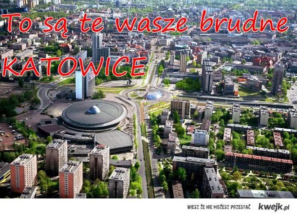 Brudne Katowice