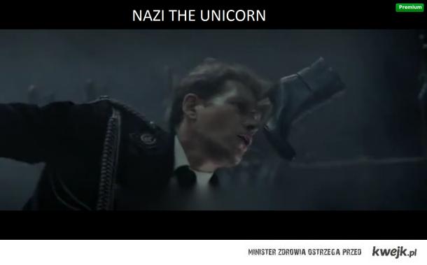 Nazi the unicorn