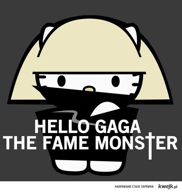 Hello Lady Gaga :)