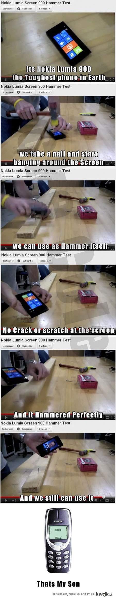 Nokia sobie przypomniala jak robic telefony