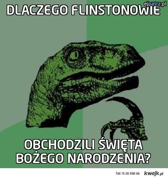 Dlaczego Flinstonowie
