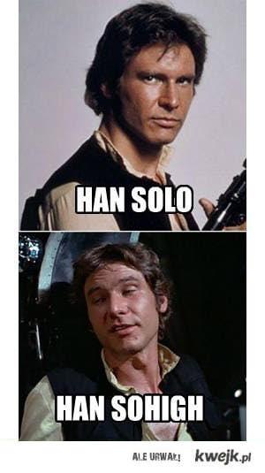 Han SoHigh