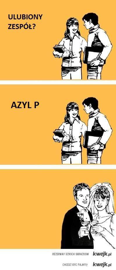azyl p