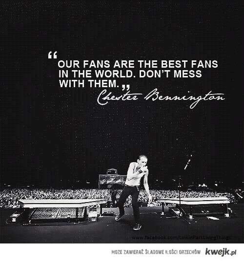 Fans.