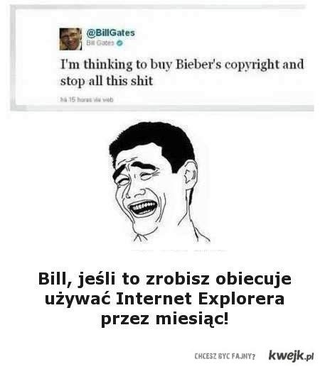 Bill Gates vs Bieber