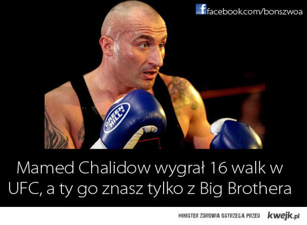 Mamed Chalidow
