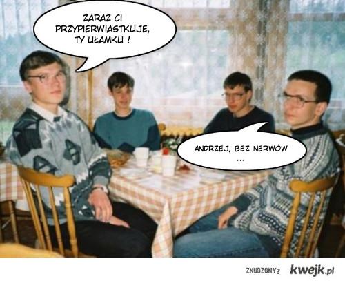 Nerwowy Andrzej