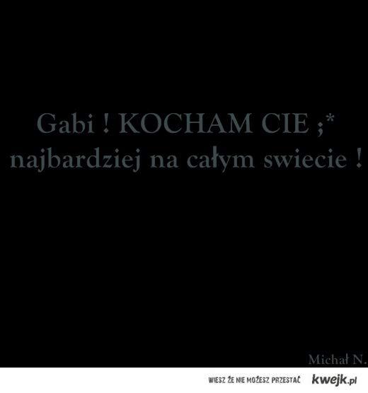 KOCHAM CIE
