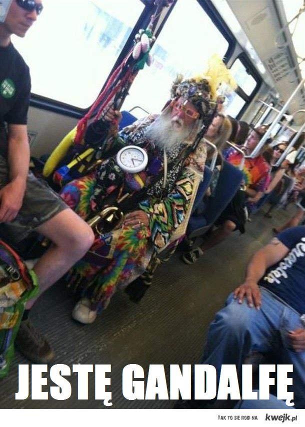 Gandalf na kwasie