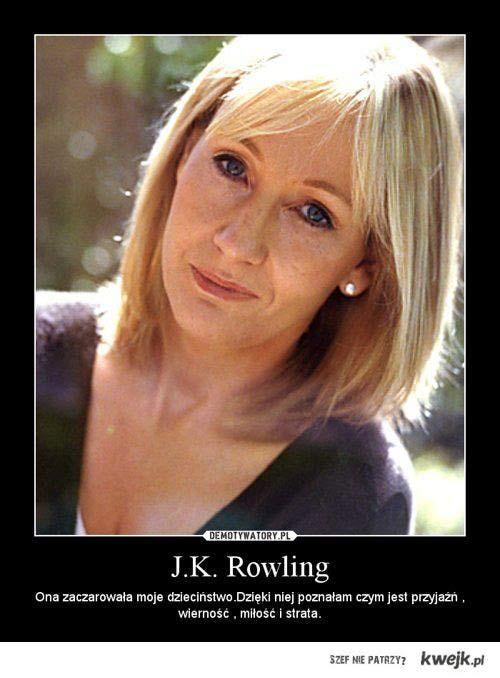 J.K. Rowling <3