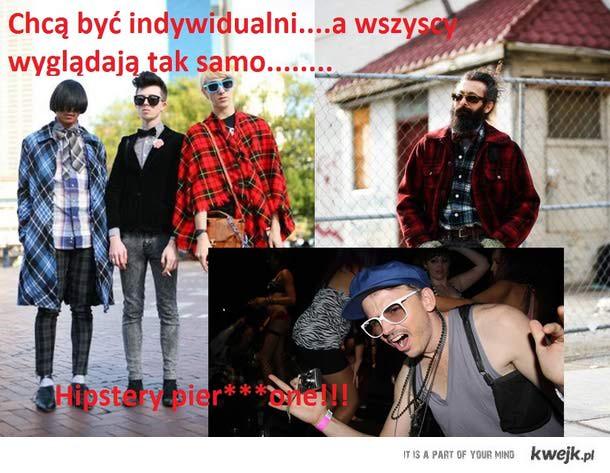 Hipsterzy....