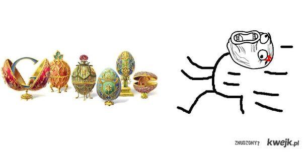 HP złote jajo