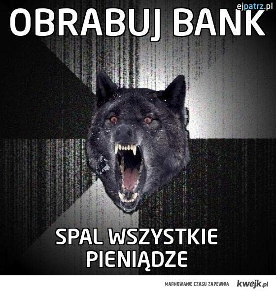 Obrabuj bank